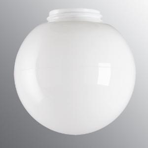 pyöreä valaisimen kupu